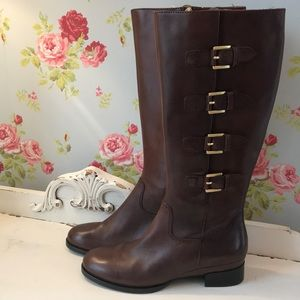 🌟NWOT🌟Ecco🌟 leather boots 🌟